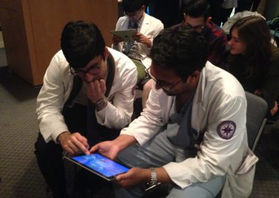 EyeSim at Northwestern